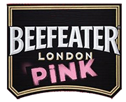 Logo Beefeater Pink
