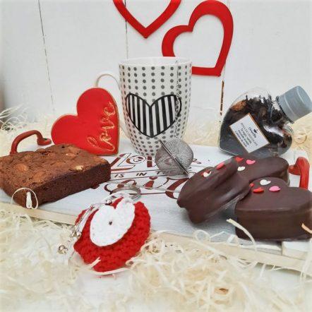 Regalos San Valentin Te en hebras